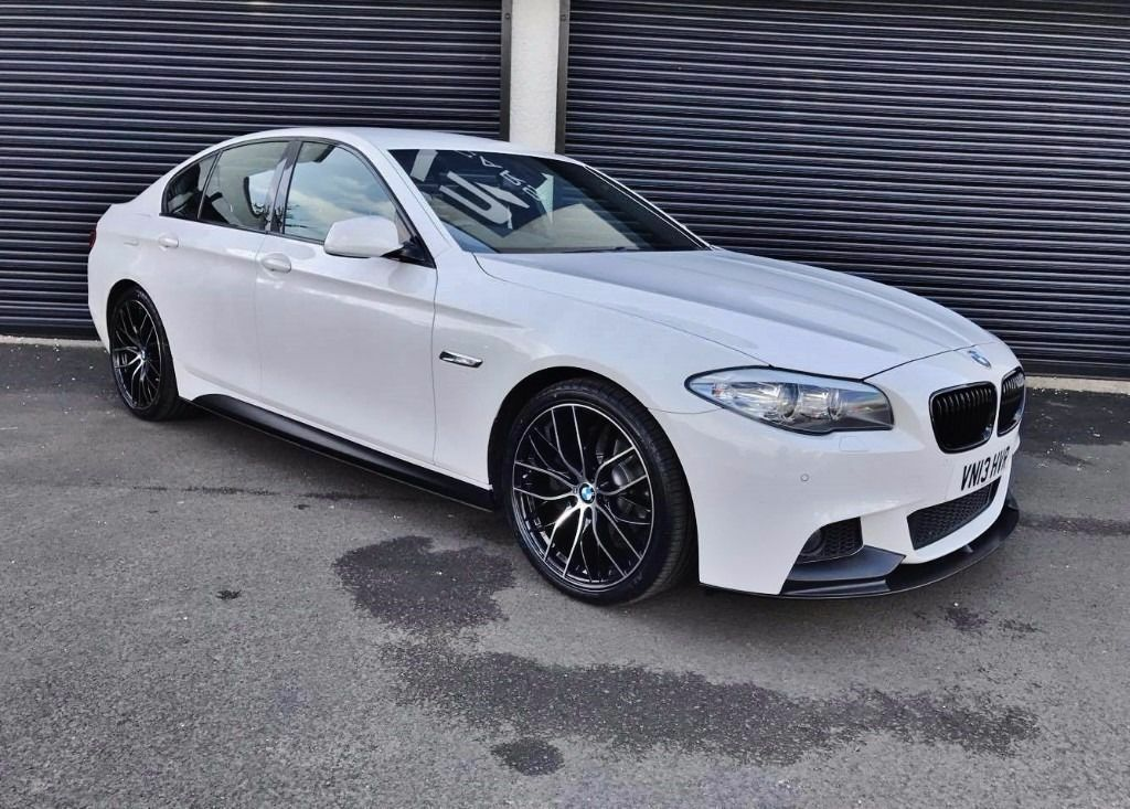 2013 Bmw 520d M Sport M Performance Kit Stunning Car