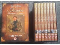 Sean Bean is Sharpe The Complete Series Full 14 Dvd Boxset