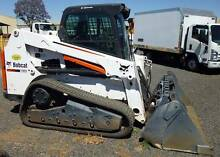 Used Bobcat T630ACS Track Loader (S/N R896) PRICE REDUCED!!! Dubbo Area Preview