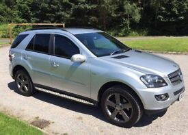 MERCEDES ML 'EDITION 10' SET OF 20 INCH ALLOY RIMS & TYRES