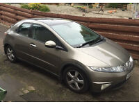 HONDA CIVIC 1.8 VETEC SE