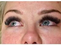 Eyelashes Extensions, Russian Volume Lashes! East London. Full set £49 Natural Look set £45