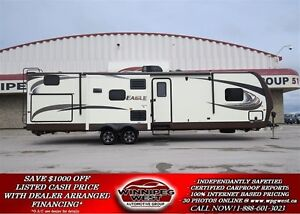 2015 Jayco Eagle  M-324 BHTS Limited Edition Triple Slides, Outd