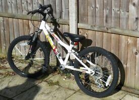 Apollo Wham boys bike