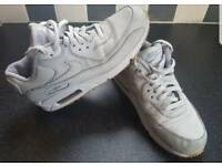 Nike air max 90 limited edition grey suede size 6.5