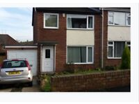 Beautiful 3 Bed House To Rent In Gildersome, Leeds. Fully Furnished