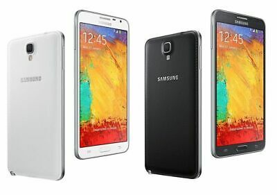 Samsung Galaxy Note 3 SM-N900V Verizon Wireless White Unlocked  B