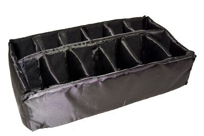 New Padded Divider Set fits your Pelican™ 1510 case + Free engraved (Pelican Padded Divider)