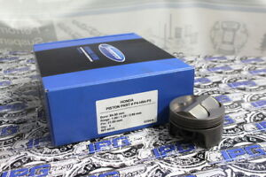 Supertech Pistons Honda / Acura B20 with B16 B18C VTEC Cyl Head 84mm Bore 12.5:1