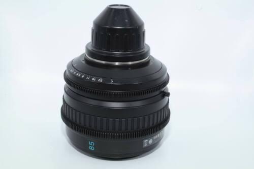 SONY PL movie lens SCL-P85T20 85mm