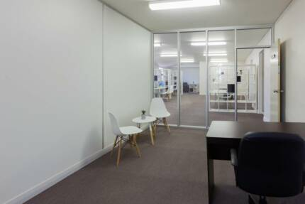 Private serviced offices available for only $195 per week!