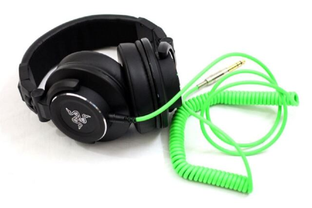 Razer Adaro Closed Ear Cup Design DJ Analog Music Headphones