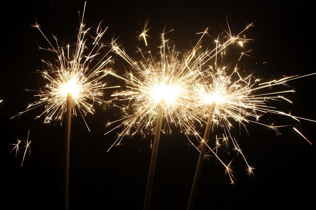 Sparklers Party Sparkler for Birthdays Parties Wedding Venues ...