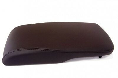 Avalon Console - Fits 13-18 Toyota Avalon Center Console Armrest Faux Leather Cover Brown