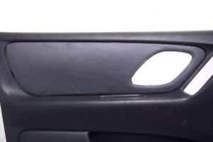 Front Door Panel Synthetic Leather For Ford Escape 01-07 Gray