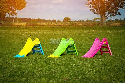 Kinderrutsche Gartenrutsche Babyrutsche Spielzeug Rutschbahn Kleinkind NEU
