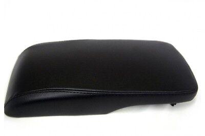 Avalon Console - Fits 13-18 Toyota Avalon Center Console Armrest Faux Leather Cover Black