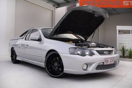2008 Ford Falcon XR6 MKII CAMMED Ute