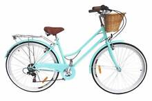Ladies Retro Step Through Bicycle FREE BASKET AND SHIPPING* West Perth Perth City Preview