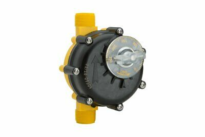 AgFinium Volumetric Shut-Off Value Automatic Water Control 250 Gallon Max / 5 Ga
