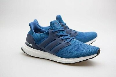 Adidas Ultra Boost Core Blue/Mystery Blue/Black