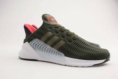 CG3345 Adidas Men ClimaCool 02/17 green night cargo trace olive footwear white