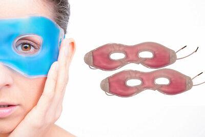 Kühle Gel-augenmaske (Kühlmaske Augenmaske Kühlbrille Kühlmaske Gel Maske Augen Entspannungsmaske)