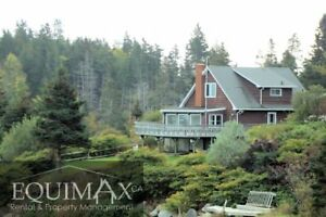 OCEANSIDE HOME IN HERRING COVE - A MUST SEE
