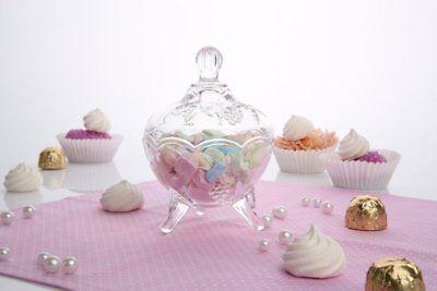 ar, Wedding Gift Sugar Bow 13cm high -  Choice of 2 (Candy Jar -)