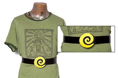 Legend of Zelda Wind Waker Cosplay Kid Toon Link Leather Belt