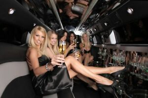 MISSISSAUGA NIGHT OUT STRETCH CONCERT BIRTHDAY LIMO 280