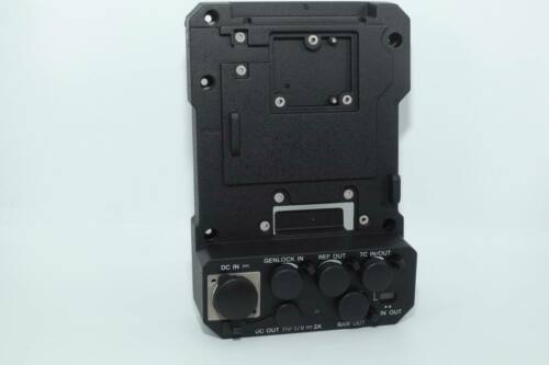 Sony XDCA-FS7 Extension Unit panel CHASSIS, REAR 4-547-500-01