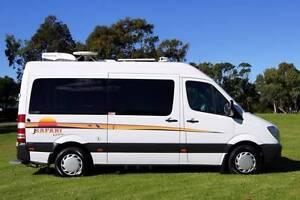 Safari Automatic Motorhome- Diesel, Solar, Shower & Toilet Low Km Albion Park Rail Shellharbour Area Preview