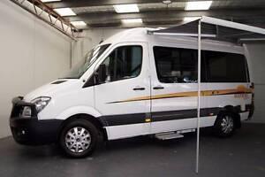 Mercedes Automatic Safari Motorhome w/ Solar, Shower & Toilet Albion Park Rail Shellharbour Area Preview
