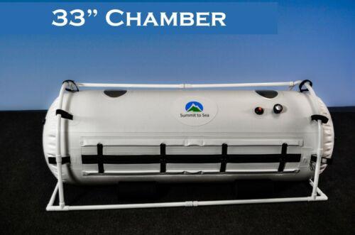 Pet Pressure 1.5ATA 33 Inch Hyperbaric O2 Chamber 7psi Pet Best CustSvc