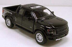 K101-Ford-2013-F-150-SVT-Raptor-Supercrew-Pickup-Truck-1-46-diecast-model-Black