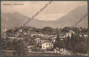 VARESE-CASTELVECCANA-20-RONCHIANO-VALTRAVAGLIA-Cartolina-viaggiata-1917