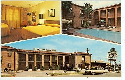 Bellaire, Texas, Bellaire Inn Motor Hotel (B-misc*) unused