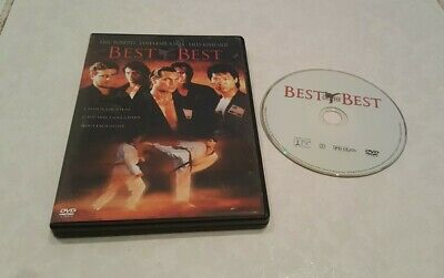 Best of the Best (DVD, 2004) Rare OOP Eric Roberts Region James Earl Jones 1 USA