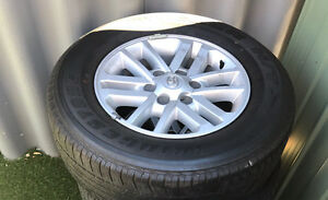 Hilux SR5 rims Osborne Park Stirling Area Preview