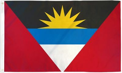 ANTIGUA & BARBUDA 3X5' FLAG NEW 3'X5' 3 X 5 FEET (Antigua Flag)