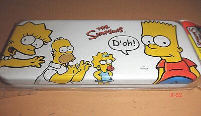 Safta The Simpsons Technology Pencil Cases Gris Grey 22 cm