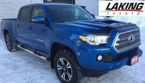 2016 Toyota Tacoma SR5 4X4 DOUBLE CAB NEW TIRES Clean Car Proof,