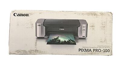 NEW & Sealed: Canon Pixma PRO-100 Digital Photo Color Printer