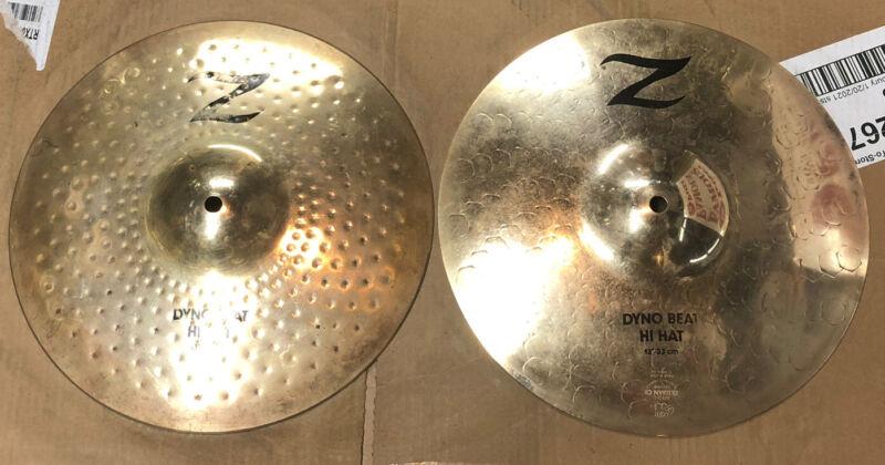 """Zildjian Z 13"""" DYNO Beat Hihat Cymbals"""