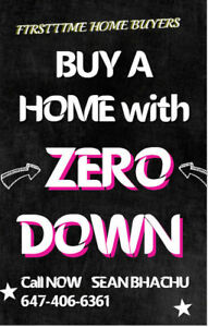 STOP MAKING THE LANDLORD RICH! BUY HOME WITH ZERO DOWNPAYMENT