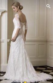 Ronald Joyce Wedding Dress - London size 14