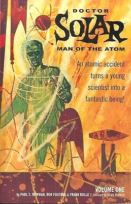 DOCTOR SOLAR MAN OF THE ATOM - VOL 1 -1960S SUPERHERO SCIENCE FICTION - SUPERB!