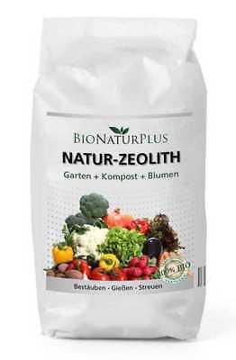 Zeolith 25Kg Bodenverbesserer im Garten, Obst, Gemüse online kaufen