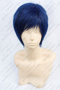 Twelve Colors New Fashion Short Straight Cosplay Party Wig